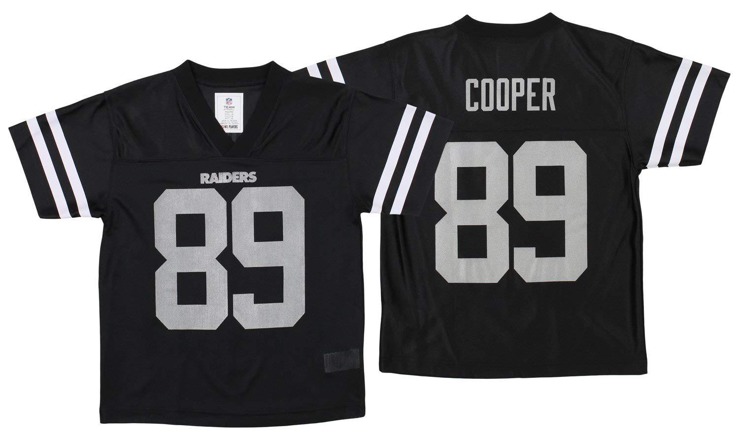 fd4e94113b6 ... switzerland outerstuff nfl youth oakland raiders amari cooper 89 player jersey  black walmart 90110 82b1c ...