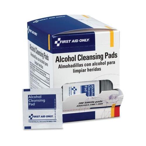 First Aid Only Alcohol Cleansing Pads FAOH305