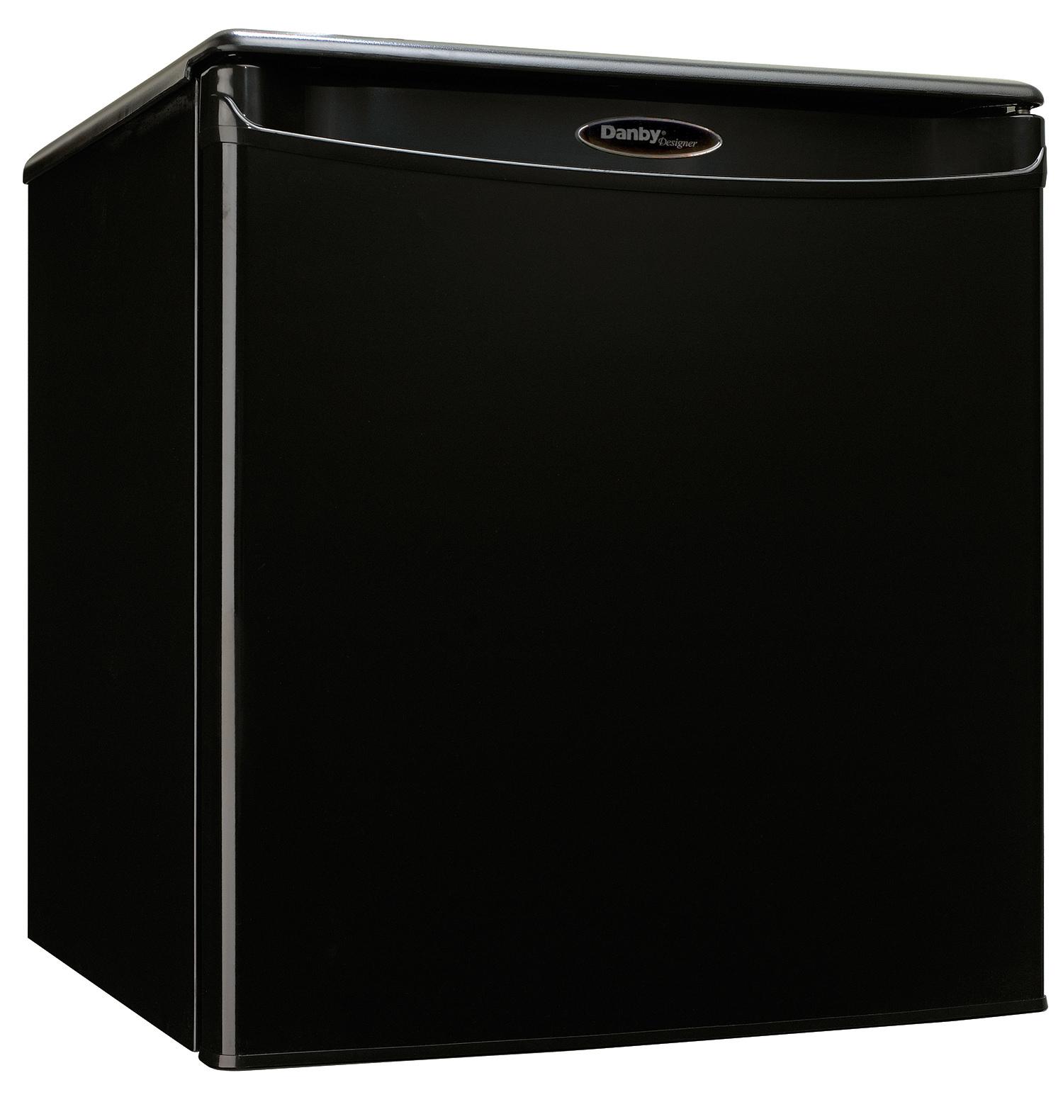 Danby Designer 1.7 Cu Ft Mini All-Refrigerator DAR017A2BDD-3, Black