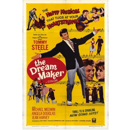 The Dream Maker Poster Movie  27X40