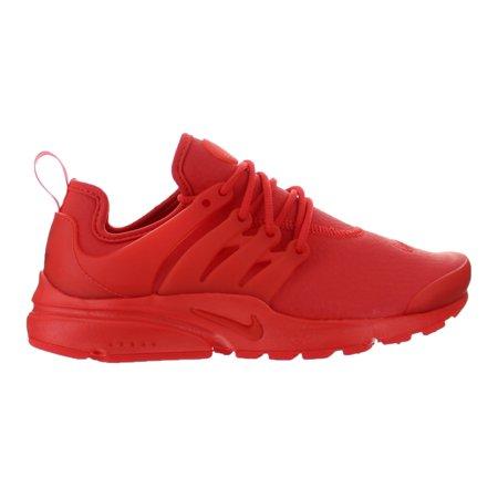 Womens Nike Air Presto Premium Max Orange Black 878071-800