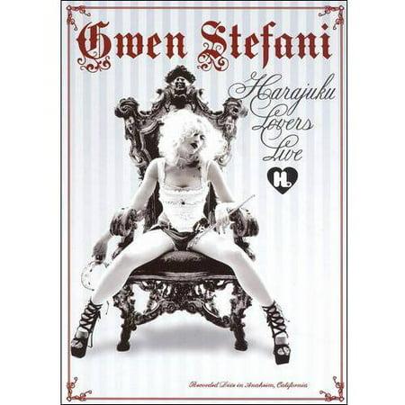 GWEN STEFANI - HARAJUKU LOVERS LIVE [EDITED]
