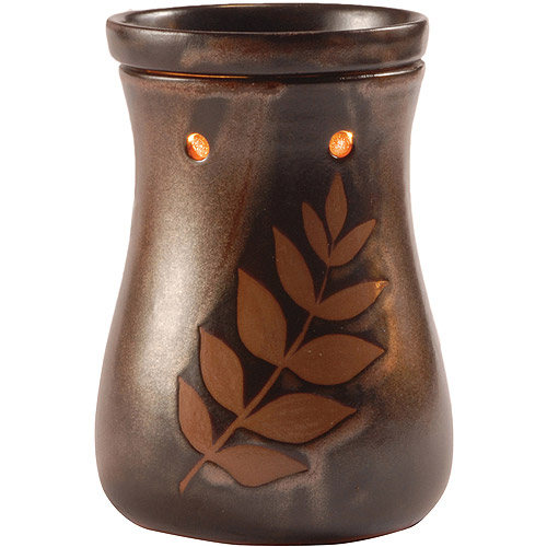 ScentSationals Mini Warmer, Bronze Leaf