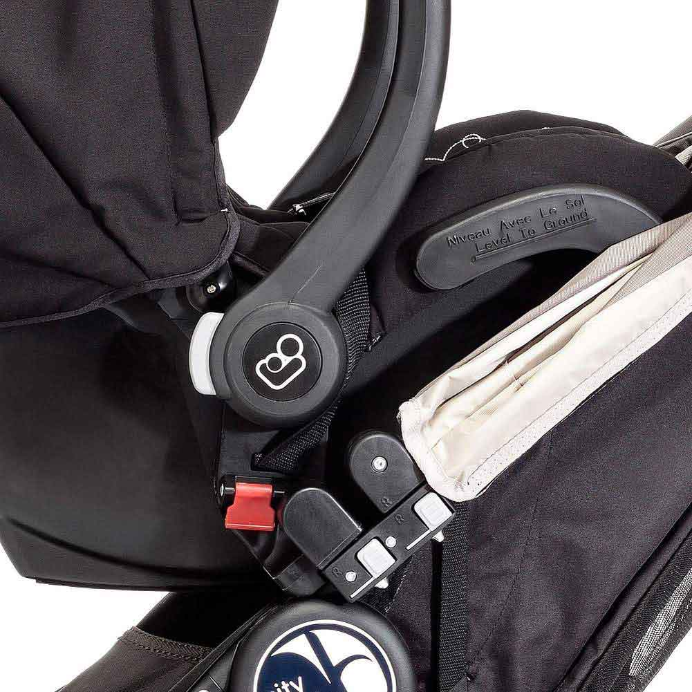 Baby Jogger Single Stroller Multi Model Car Seat Adapter