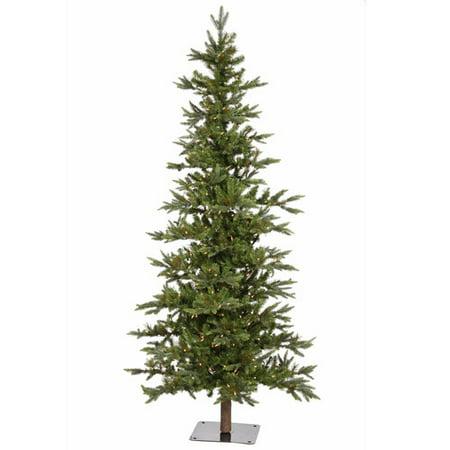 Vickerman Pre-Lit 7' Shawnee Fir Artificial Christmas Tree Alpine  Artificial Christmas Tree, - Vickerman Pre-Lit 7' Shawnee Fir Artificial Christmas Tree Alpine