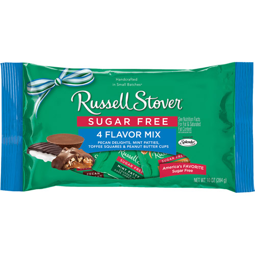 Russell Stover Sugar Free Multi Flavor Candies