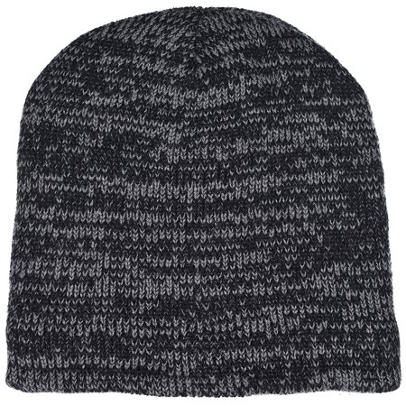 Polar Extreme Men's Polar Extreme Insulated Thermal Thick Knit Marled Beanie in 3 Colors