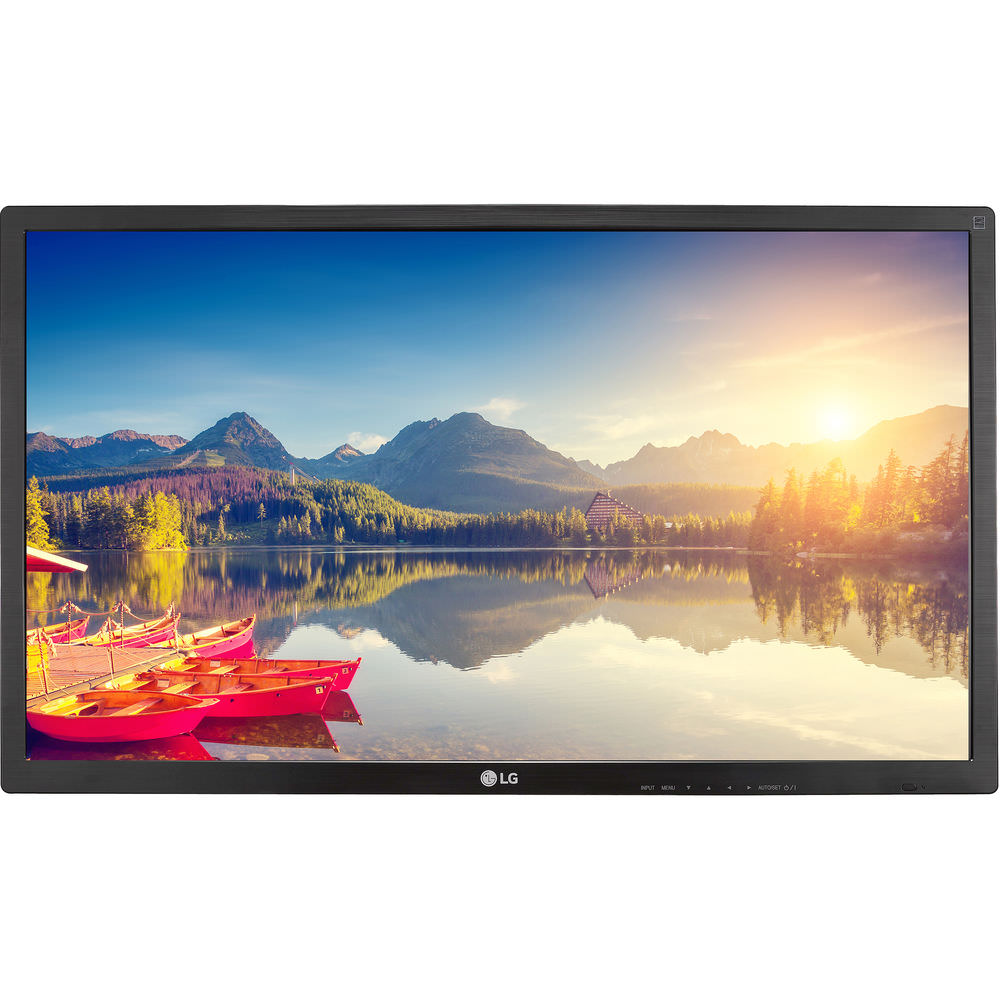 "LG SL5B 43"" Smart SoC Built-In Signage Display"