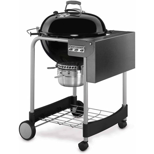 "Weber Performer 22"" Charcoal Grill, Black by"
