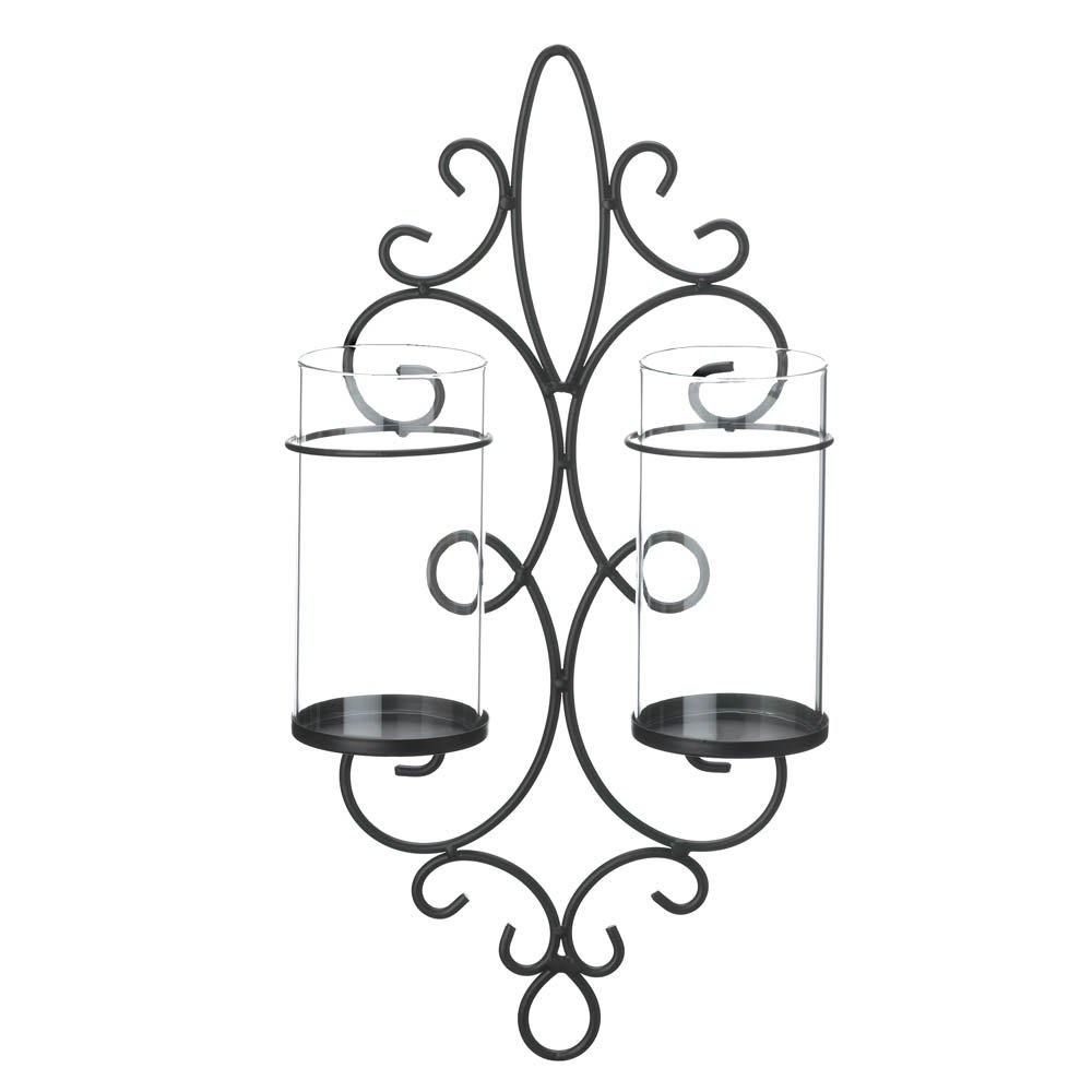 Wall Sconce Candle Holder Decorative Wall Sconces Indoor Duo