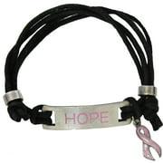 Breast Cancer Awareness Adjustable Bracelet