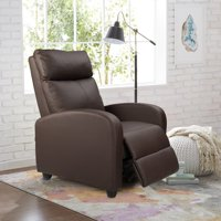 Deals on Walnew Home Theater Recliner with Massage