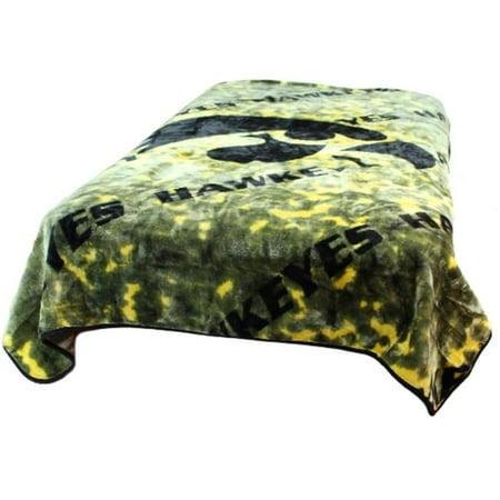 Iowa Throw Blanket- Bedspread - image 1 of 1