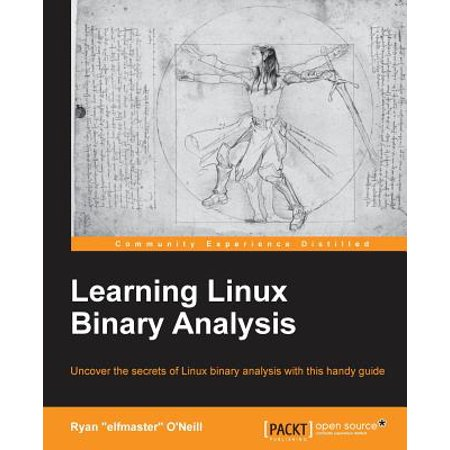 Learning Linux Binary Analysis (Best Enterprise Linux Distro)