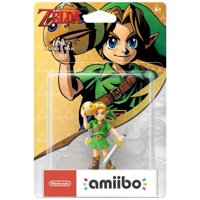 Nintendo Amiibo Link Mini Figure [Majora's Mask]