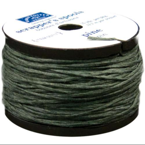 Scrapper's Floss 15 Yard Spool-Pine