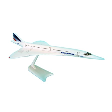 Skymarks Air France Concorde Model Airplane