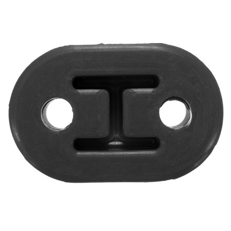 Universal Upgraded Bracket exhaust Heavy Duty Exhaust Rubber Repair Hanger Support Mount 11mm