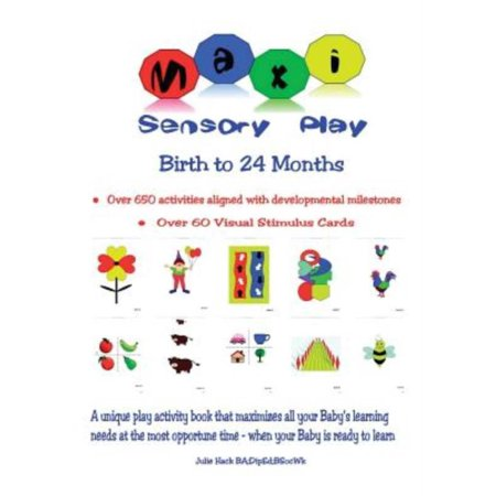Maxi Sensory Play: Birth to 24 Months