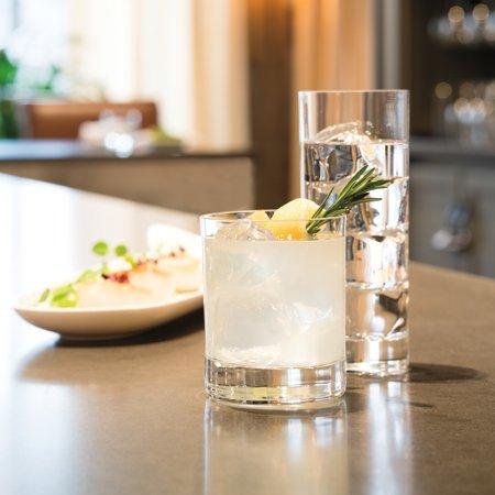 Libbey Signature Stinson Cooler Beverage Glasses, Set of 8