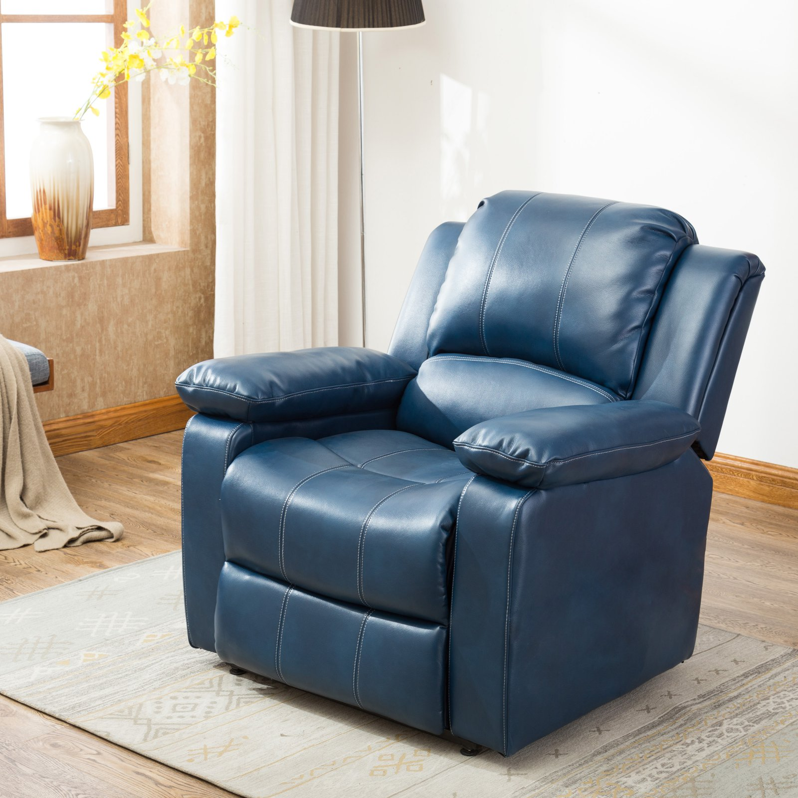 Comfort Pointe Spence Leather Gel Lift Chair