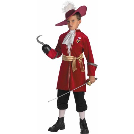 Captain Condom Halloween Costume (Captain Hook Child Halloween)