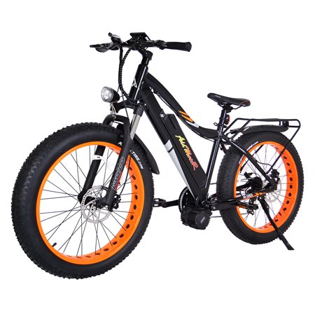 Addmotor Motan 1000w Electric Bike Snow Beach Electric Bicycles Fat