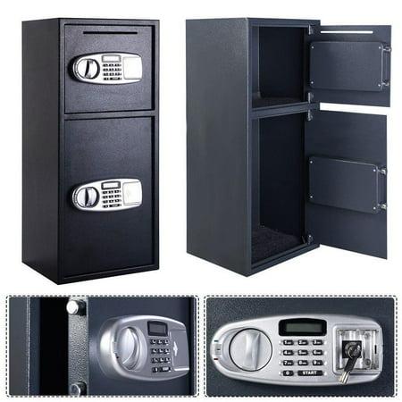 Ktaxon Steel Safe Lock Gun Cash Electronic Pistol Storage Cabinet