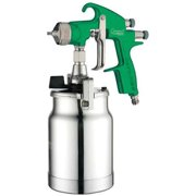 DEVILBISS COM-PS510G-18-01 Siphon Spray Gun,0.070In/1.8mm