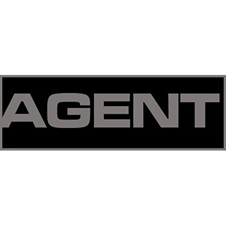 Agent Patch - Large - paintball apparel