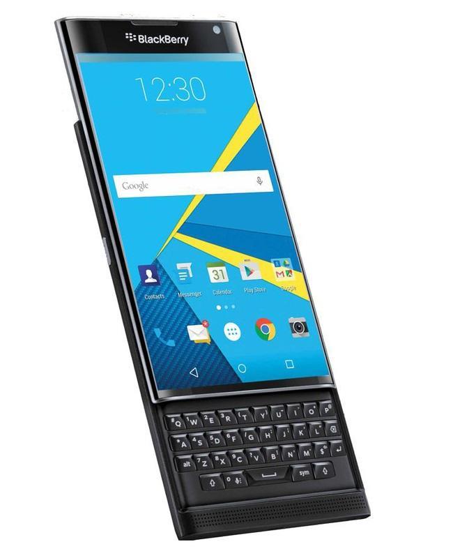 Blackberry Priv STV100-1 AT&T Unlocked Slider Android Cell Phone Black by BLACKBERRY