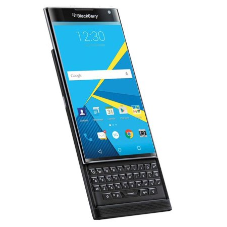 Blackberry Priv STV100-1 AT Unlocked Slider Android Cell Phone - Black
