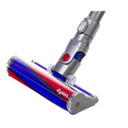 Dyson Hardwood Floor Vacuum dyson ball compact animal canister vacuum cleaner Dyson V6 Fluffy Cordless Vacuum Cleaner For Hard Floors Image 4 Of 10