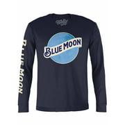 Tee Luv Blue Moon Long Sleeve Beer Shirt