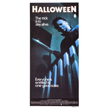 Halloween Movie Poster Masterprint