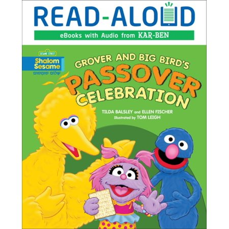 Big Bird And Grover (Grover and Big Bird's Passover Celebration -)