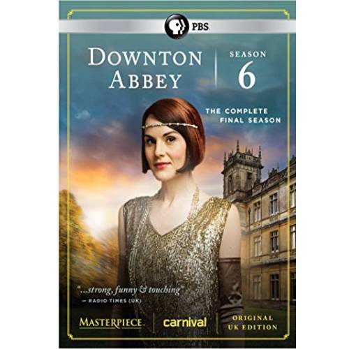 Downton Abbey: The Complete Sixth Season (With INSTAWATCH)
