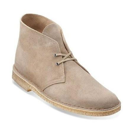 8961a4a96 Clarks - Men s Clarks Desert Boot - Walmart.com