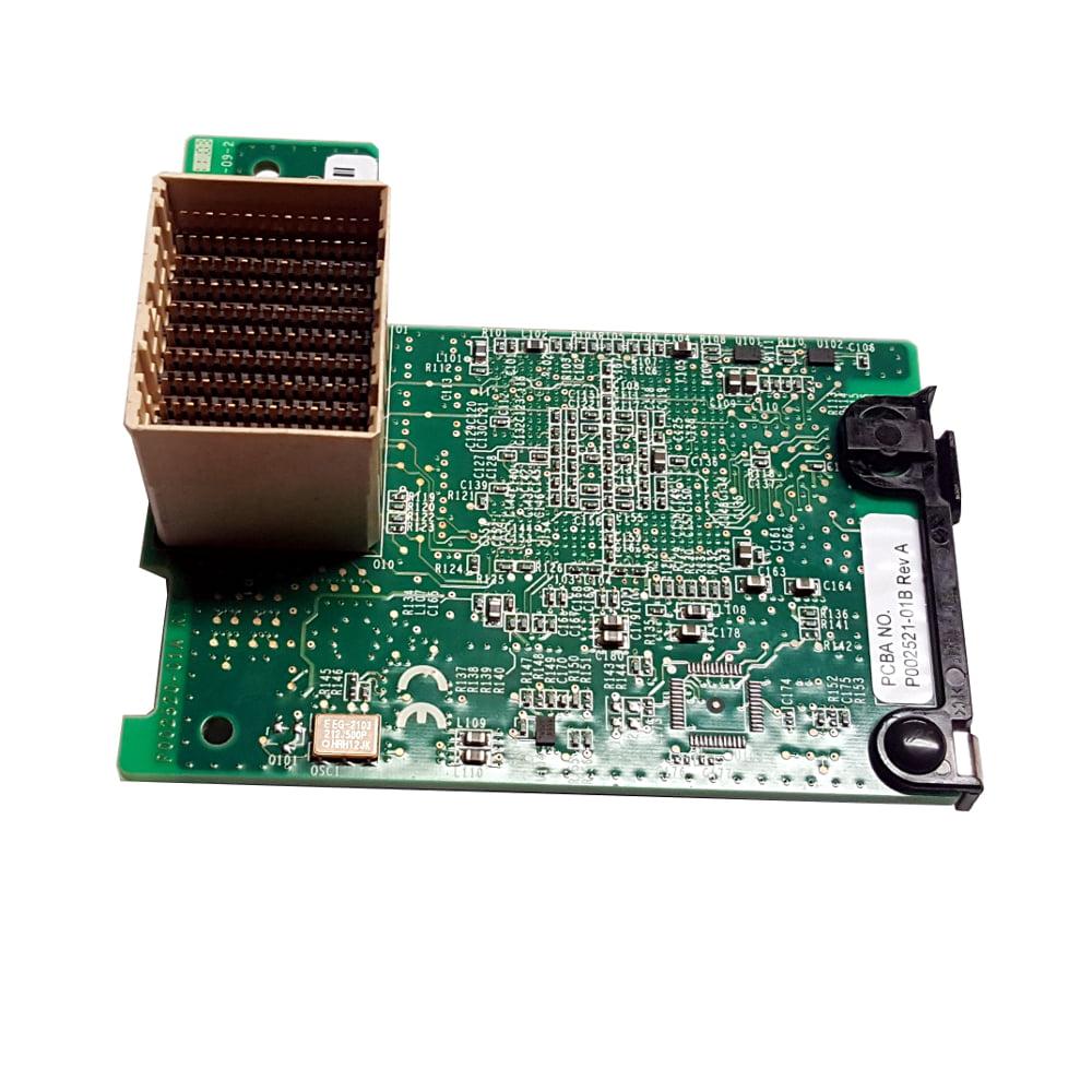 Dell 0M378D Emulex LPE1205 Fibre Channel 8Gb Dual Port Mezzanine Card & Heatsink Refurbished