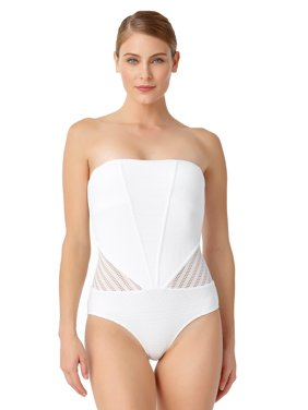 6787ddf64d485 Product Image Anne Cole Women s Crochet All Day Bandeau One Piece Swimsuit