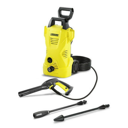 Karcher K2 Ergo Electric Power Pressure Washer, 1600 PSI, 1.25 GPM