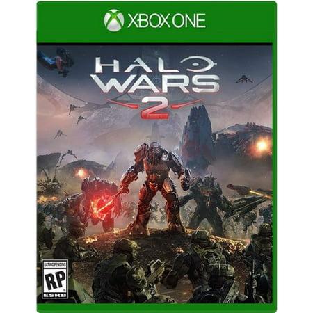 Halo Wars 2, Microsoft, Xbox One, 889842148435 (Halo Wars Vs Halo Wars Platinum Hits)