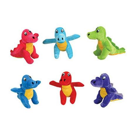 Generic Value Plush - DINOSAURS (6 Different Colors)(5.5 inch)](Plush Dinosaurs)