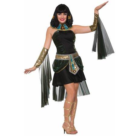 Womens Fantasy Cleopatra Halloween Costume - Fantasy Halloween Costumes