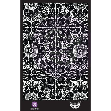 Ornate Lace 6x9 Stencil - Prima