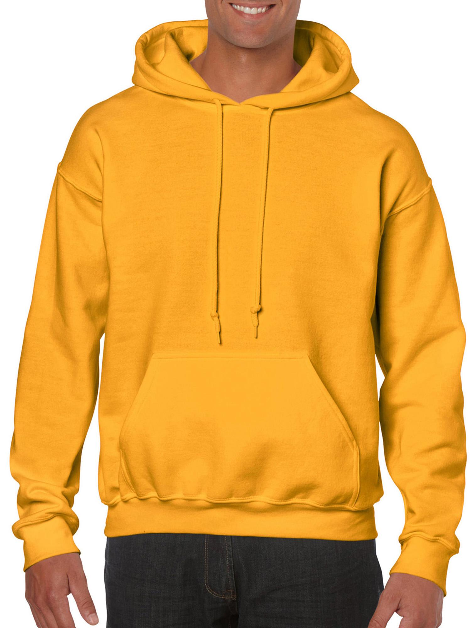 Big Mens Hooded Sweatshirt