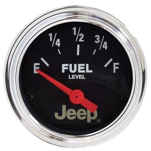 AUTO METER 880243 JEEP 2-1/16IN 0 E / 90 F FUEL LEVEL