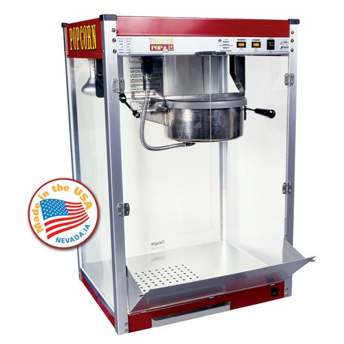 Paragon International 12 Oz. Theater Pop Popcorn Machine