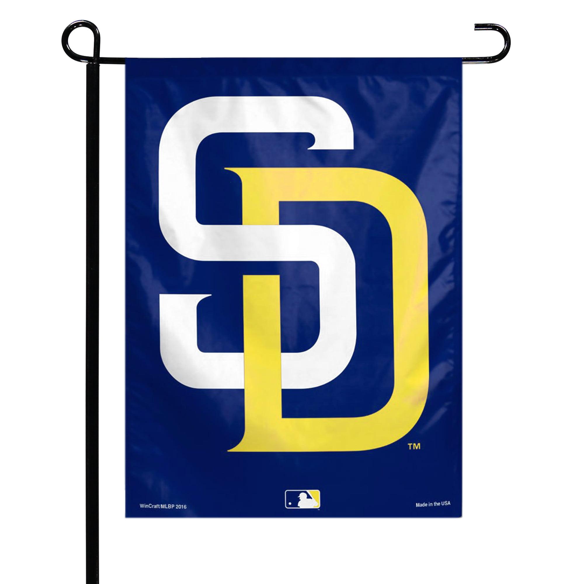San Diego Padres WinCraft Garden Flag - No Size