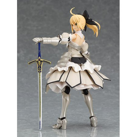 Fate Hollow Ataraxia Saber - Max Factory Figma Fate Grand Order Saber Altria Pendragon Lily Action Figure